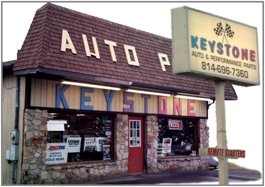 Keystonestore